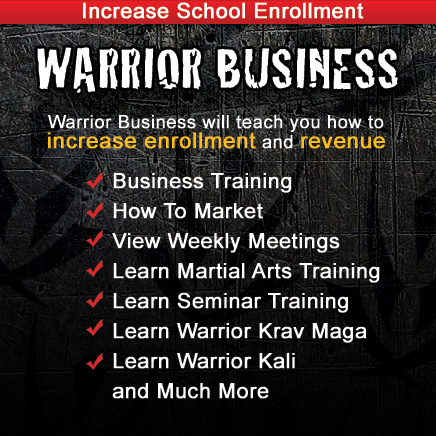 Join Warrior Business