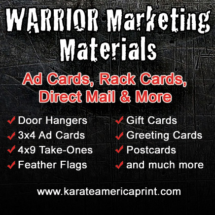 Warrior Marketing Materials
