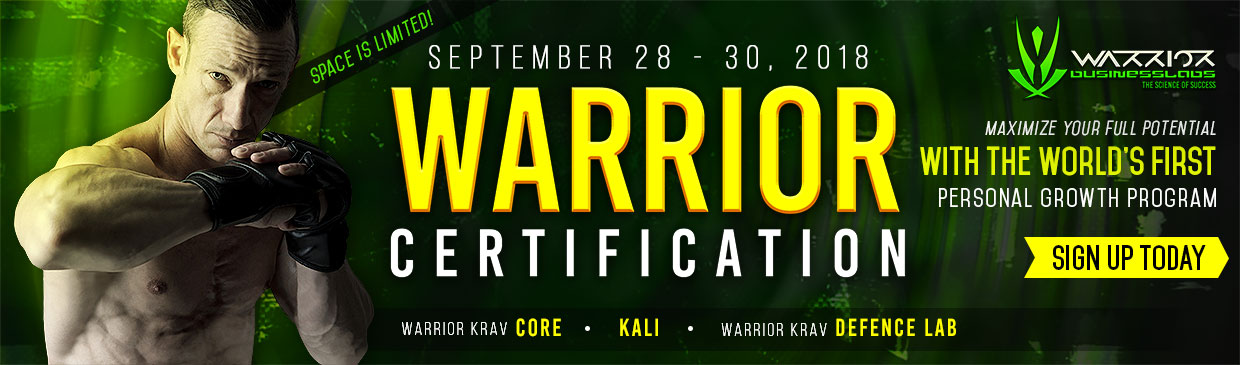 Warrior Certification 2018